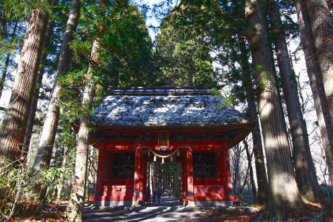 戸隠神社2